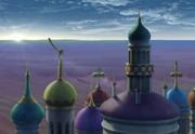Jidar Kingdom Royal Palace Anime