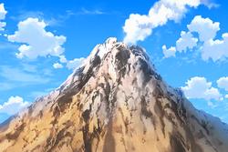 Magmacaroni Volcano