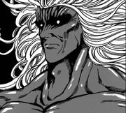 El demonio rojo de toriko calmado