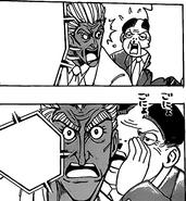 Hanageh manga