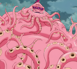 King Octopus Kong 02