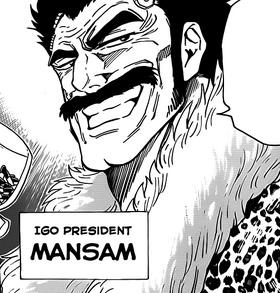 Mansam after the time skip
