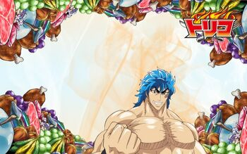Toriko-Wallpaper Option 3