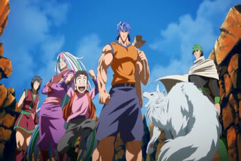 Toriko-Wallpaper Option 5