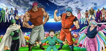 Toriko-Wallpaper Option 4