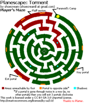 PST Players Maze Solution