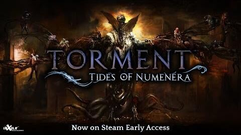 Torment Tides of Numenera Early Access Trailer
