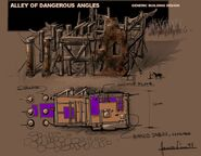PST Concept Alley of Dangerous Angles