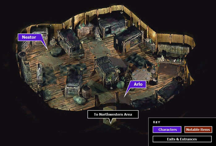 Flophouse map