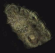 Mosaic crypt