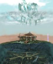 Castoffs Labyrinth concept art
