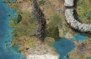 Numenera Ninth World Map