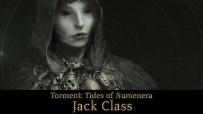 Torment Tides of Numenera - Jack Trailer