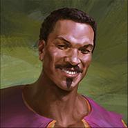 Tybir portrait