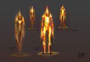 Numenera Fire Wights