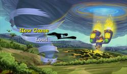 Tornado Outbreak Main Menu
