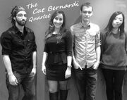 Cat Bernardi Quartet 650