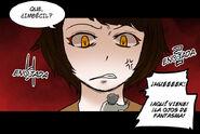 Androssi-enojada-por-que-la-insultan
