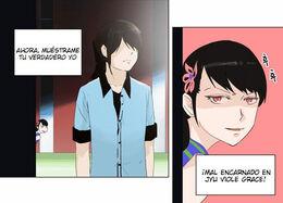 Yeon sigue a Viole
