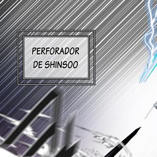 Perforador de Shinsoo