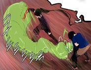 Viole libera Yeon parasito