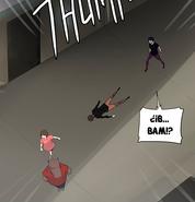 Baam vuelve a desmayarse