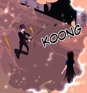 Viole detiene a Prince y a Yihwa