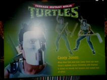 Casey Jones bio CGI pilot