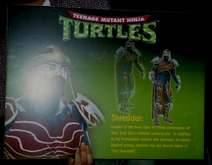 Shredder bio CGI pilot