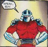 Shredder movie comic