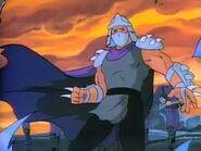 Shredder en la serie de 1987