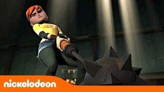 Las Tortugas Ninja - April obtiene un arma especial - TMNT - Nickelodeon en Español