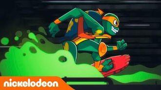 El Ascenso de las Tortugas Ninja - Presentación - España - Nickelodeon en Español