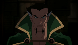 Batman-vs-TMNT - Ra-s-al-Ghul