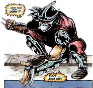 Mirage-Shredder