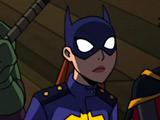 Barbara Gordon (Batman vs. TMNT)