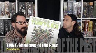 TMNT Shadows of the Past (presentación)