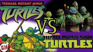 TMNT 2003 VS TMNT 2012 Retrospective