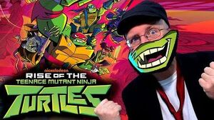 Rise of the Teenage Mutant Ninja Turtles - Nostalgia Critic