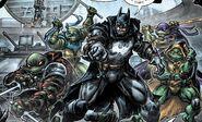 BatmanTMNT - Crisis Turtles