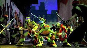 Teenage Mutant Ninja Turtles Official Trailer Nick