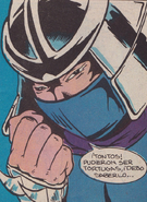 Shredder Division