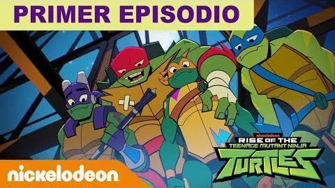PRIMER EPISODIO COMPLETO GRATIS 🗡️ El Ascenso de las Tortugas Ninja ¡MÍRALO AHORA! Nickelodeon