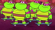 Ninja Turtles-TeenTitansGO