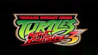 Teenage Mutant Ninja Turtles 3 - Mutant Nightmare - Intro (Gamecube)