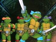 Tortugas ninjas 1980