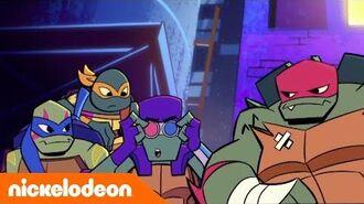El Ascenso de las Tortugas Ninja - Ladrones de Papel - Latinoamérica - Nickelodeon en Español