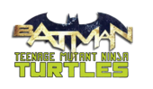 Batman-TMNT-logo