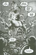 Shredder shark
