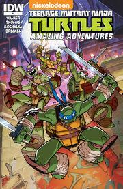 Amazing Adventures 001
